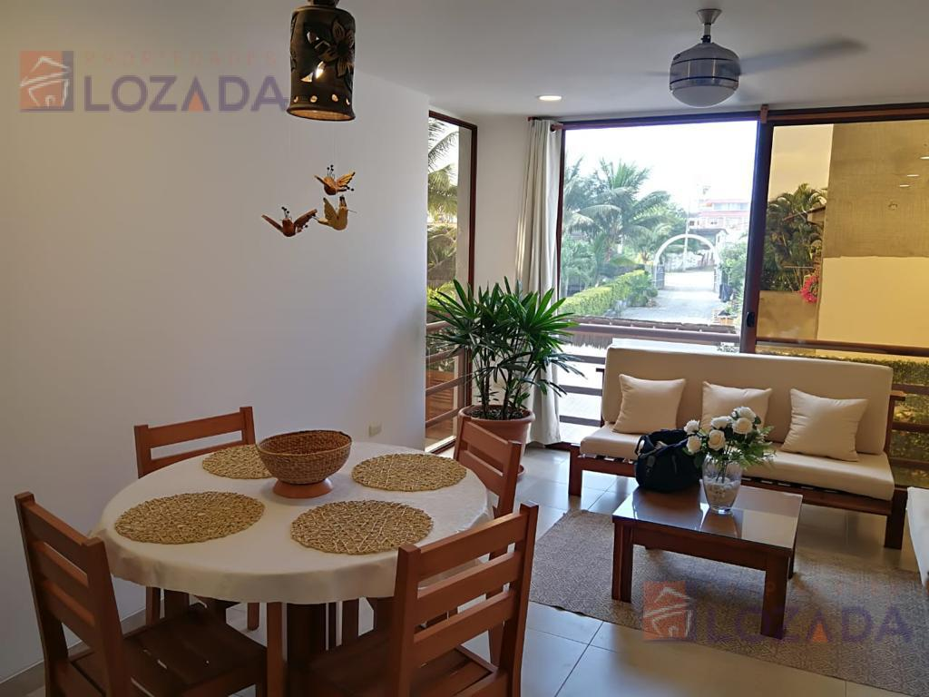 Foto Departamento en Venta en  Olon,  Ruta del Sol  Departamento en venta 100 m2 -  Sector Jardines de Olón