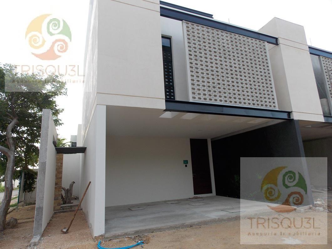 Foto Casa en condominio en Venta en  Fraccionamiento Montebello,  Mérida  Townhouse en Venta Natuur Montebello, Mérida Yucatán