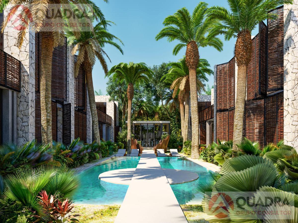 Foto Departamento en Venta en  Tulum ,  Quintana Roo  Departamento en Venta en Tulum Quintana Roo Mexico