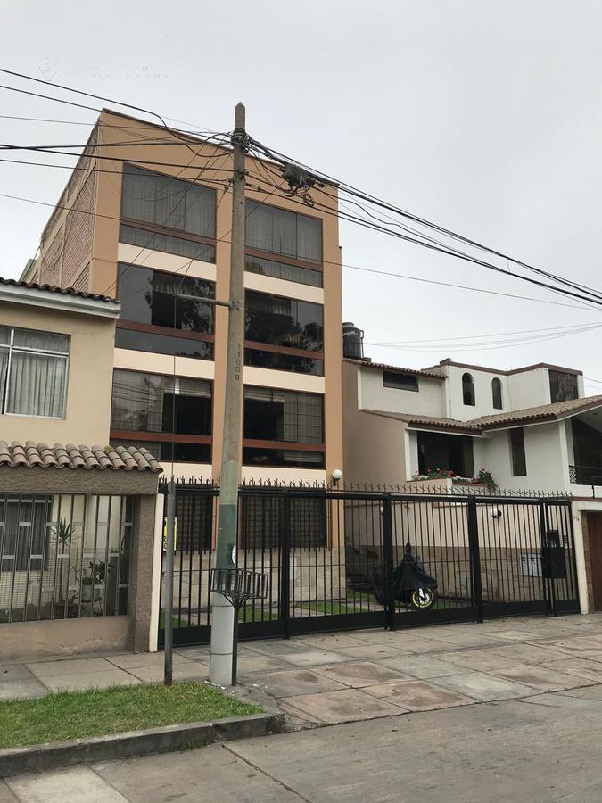 Foto Departamento en Venta en  San Borja,  Lima  San Borja