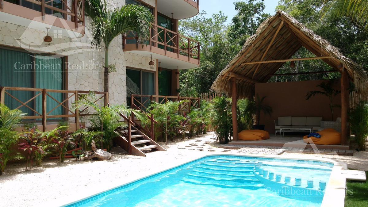 Foto Departamento en Venta en  Aldea Zama,  Tulum  Departamento en Venta en Tulum/Riviera Maya/Aldea Zama