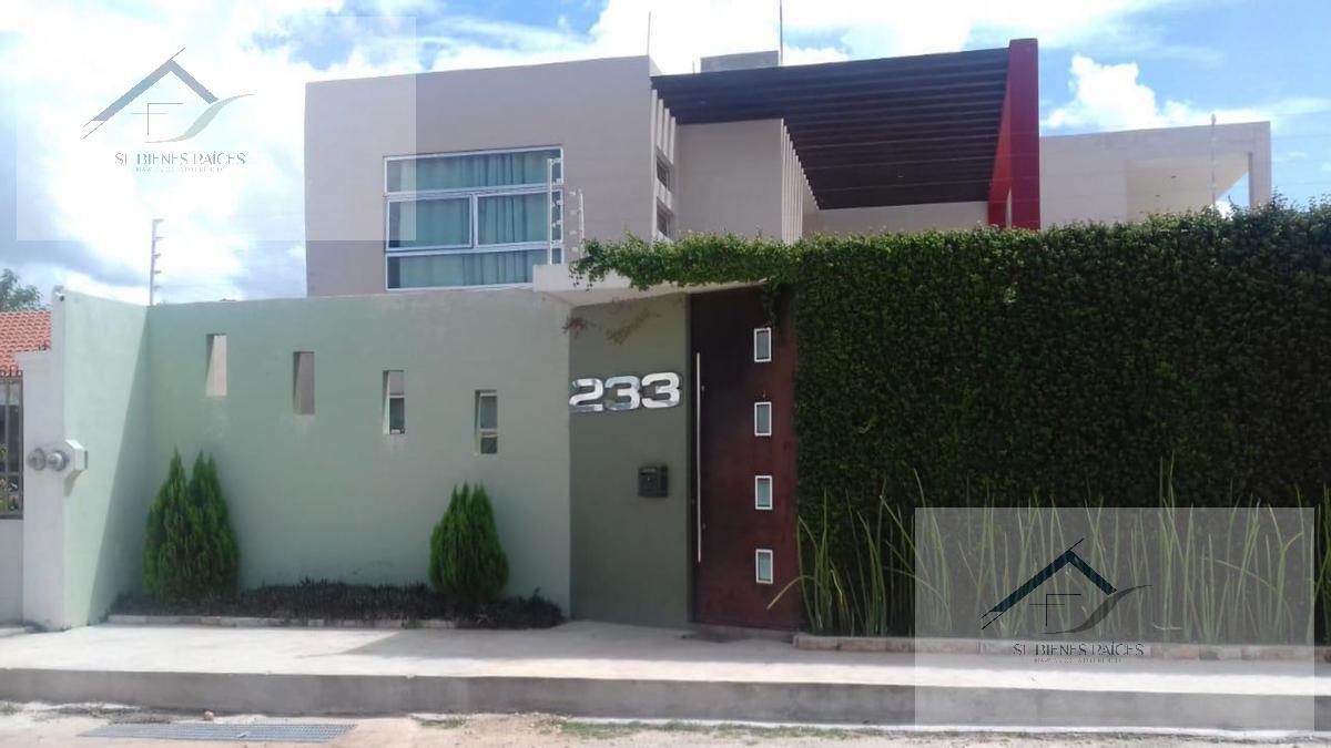 Foto Casa en Venta    en  Mérida ,  Yucatán  Casa en Venta San Diego Cutz, 5 recámaras