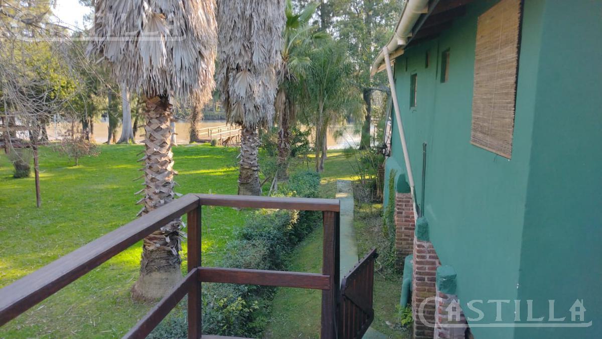 Foto Casa en Venta en  Tigre ,  G.B.A. Zona Norte  Rio capitan al al 500
