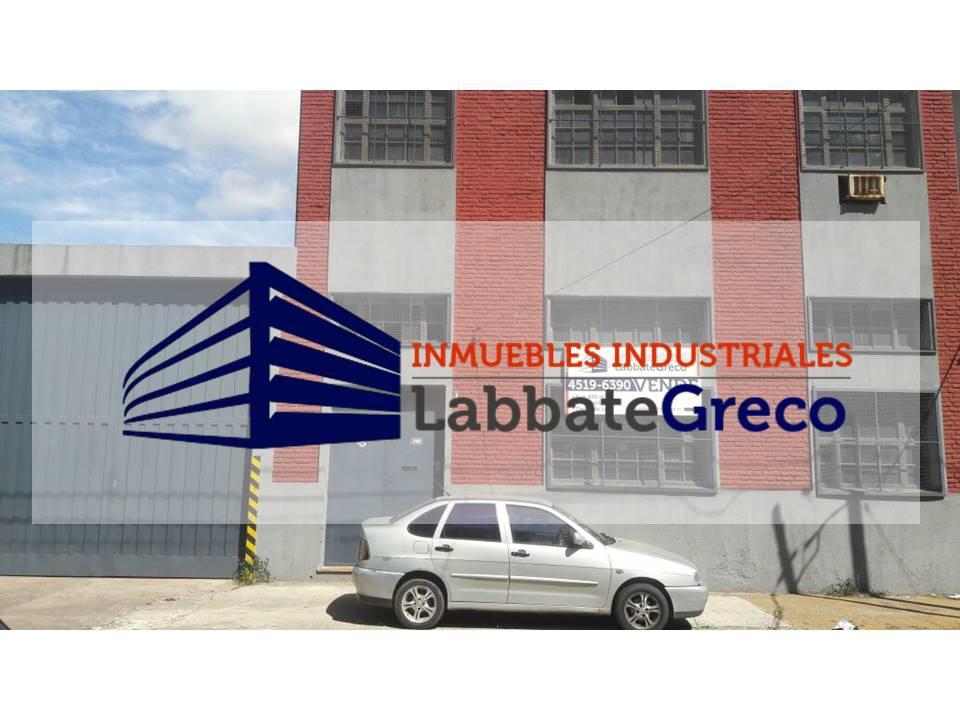 Foto Nave Industrial en Venta en  General San Martin,  General San Martin  Almeyra al 3100