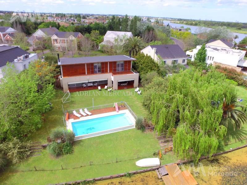 Foto Casa en Alquiler en  La Isla,  Nordelta  Av la Isla al 100, Nordelta