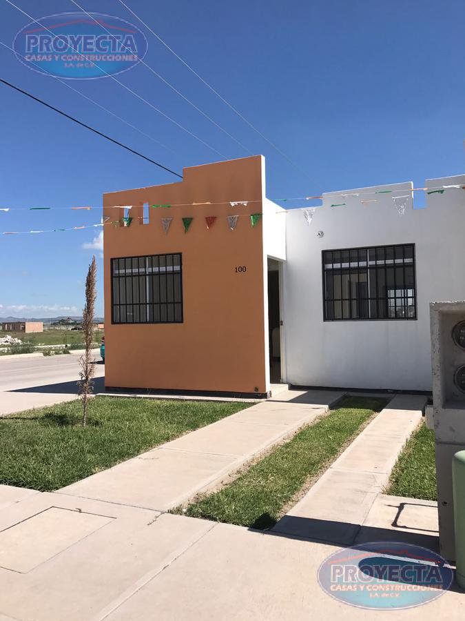 Foto Casa en Venta en  Ampliación Nuevo Milenio,  Durango    CASAS ECONOMICAS CON CUBO DE LUZ , FRAC. MILENIO 450