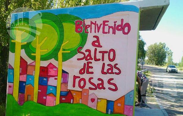 Foto Campo en Venta en  Salto De Las Rosas,  San Rafael  Salto de las Rosas- San Rafael