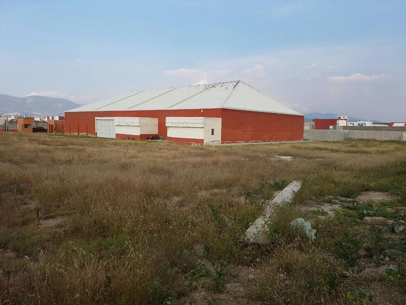 Foto Bodega Industrial en Renta en  El Tezontle,  Pachuca  BODEGA, CON TERRENO, BLVD. RAMON G. BONFIL, PACHUCA