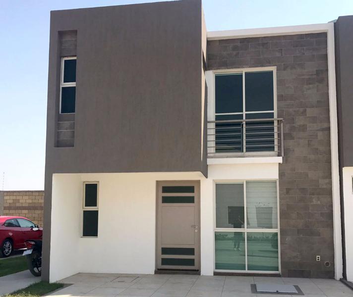 Casa Nueva en Renta Fraccionamiento Albazul, 3 recámaras en León, Gto.