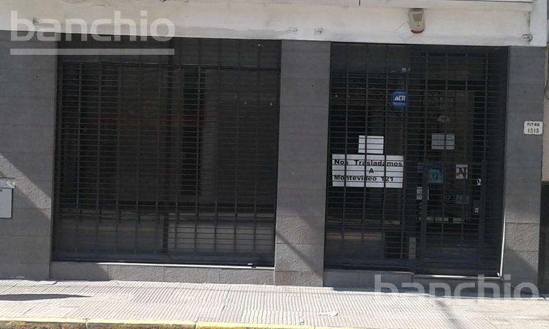 MITRE al 1500, Zona Centro, Santa Fe. Alquiler de Comercios y oficinas - Banchio Propiedades. Inmobiliaria en Rosario