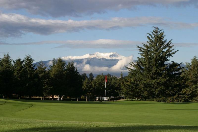 Foto Casa en Venta en  Club de Golf los Encinos,  Lerma  ACCION DEL CLUB DE GOLF LOS ENCINOS EN VENTA