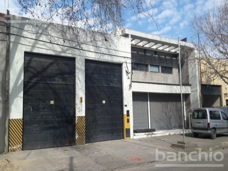 RIOJA al 4800, Rosario, Santa Fe. Alquiler de Galpones y depositos - Banchio Propiedades. Inmobiliaria en Rosario