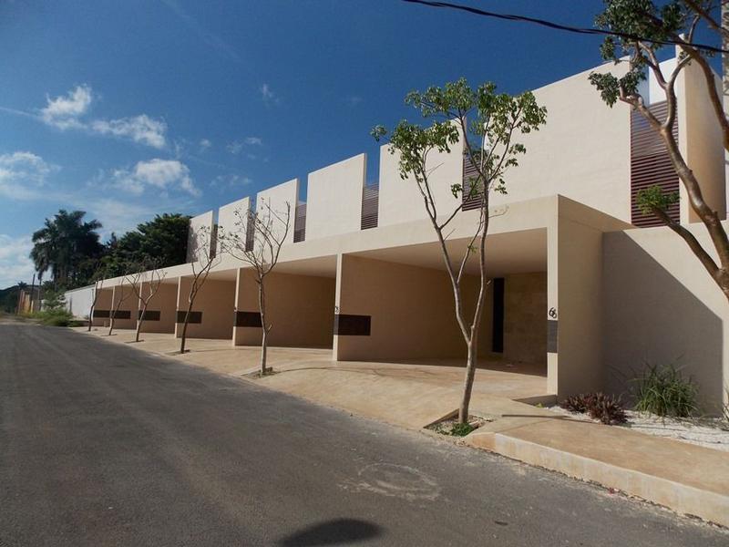 Foto Casa en Venta en  Fraccionamiento Montebello,  Mérida  Townhouses Aria en Venta  Montebello Mérida Yucatán