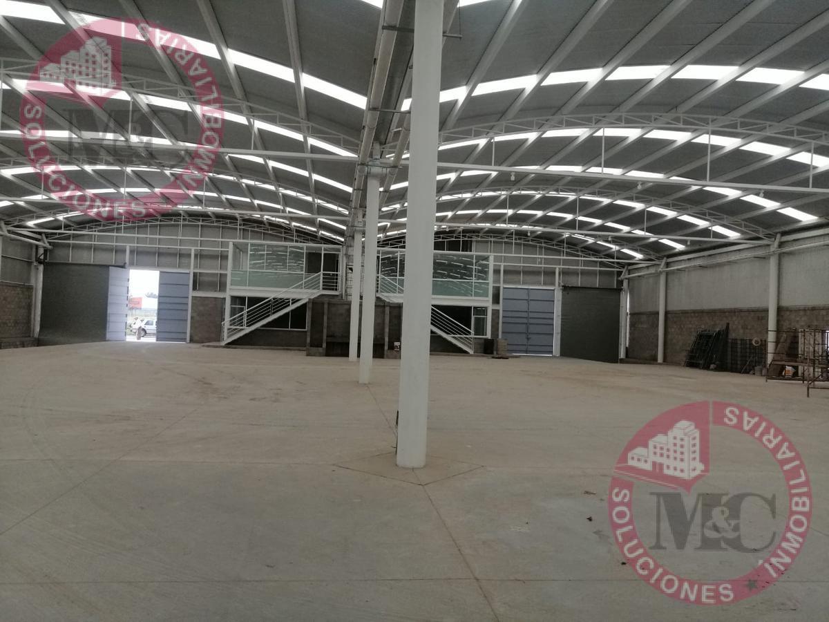 Foto Nave Industrial en Renta en  Paseos de Aguascalientes,  Jesús María  NAVE INDUSTRIAL EN RENTA VEÑEDOS SAN MARCOS