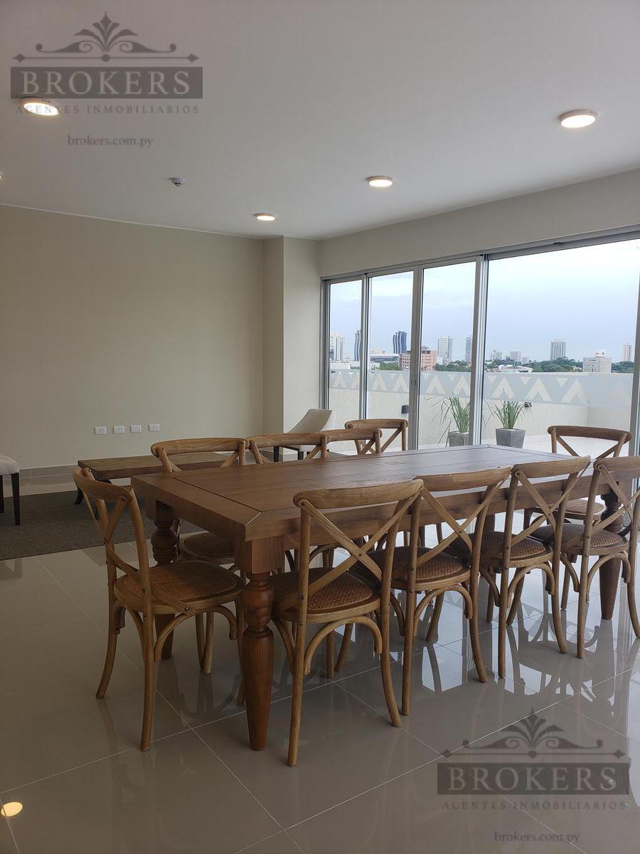 Foto Departamento en Alquiler en  Villa Morra,  La Recoleta  Alquilo Departamento de Dos Dormitorios En Suite En Villa Morra