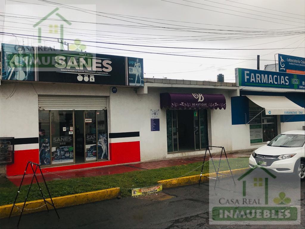 Foto Local en Renta en  Lomas Residencial Pachuca,  Pachuca  Local Comercial sobre Blvd. Everardo Marquez