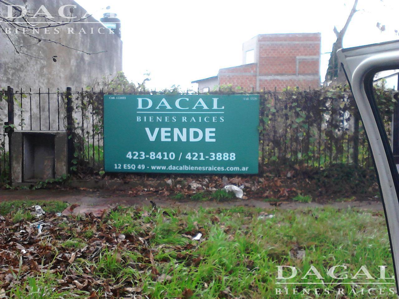 Terreno en Venta, 31 E/ 69 Y 70 Nº al 1800 - La Plata - Buenos Aires