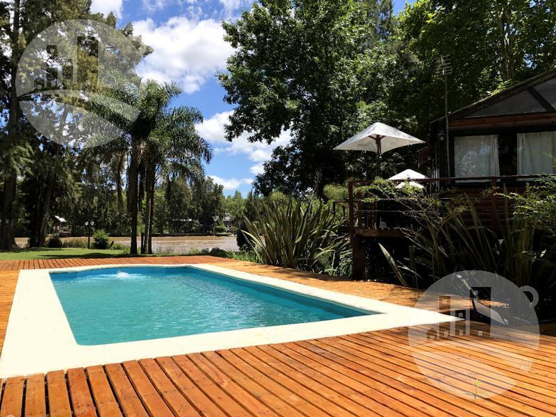 Foto Hotel en Alquiler en  Zona Delta Tigre,  Tigre  Complejo de 4 cabañas 2*
