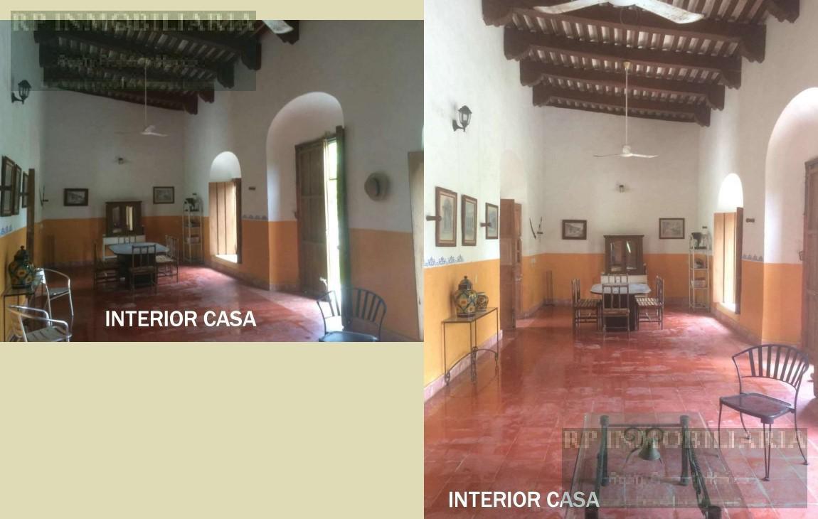 Foto Quinta en Venta en  Temax ,  Yucatán  EN VENTA  EX HACIENDA STA RITA , TEMAX, YUCATAN