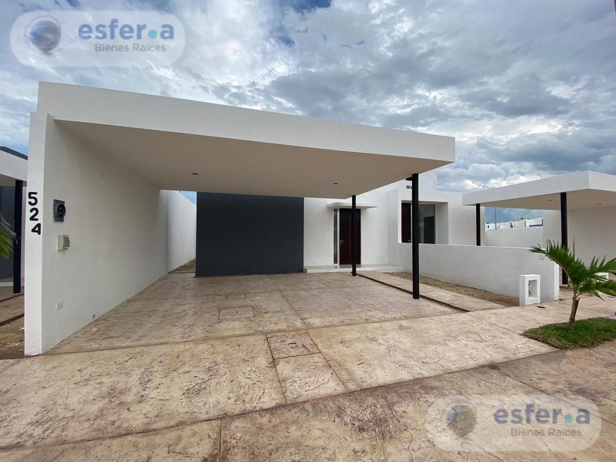 Foto Casa en Venta en  Pueblo Dzitya,  Mérida  Privada Residencial Campocielo/ One Floor 2 recámaras