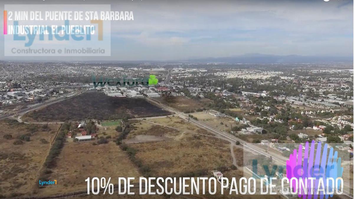 Foto Terreno en Venta en  Corregidora,  Querétaro  TERRENO COMERCIAL USO DE SUELO MIXTO EN VENTA EN CORREGIDORA QUERÉTARO