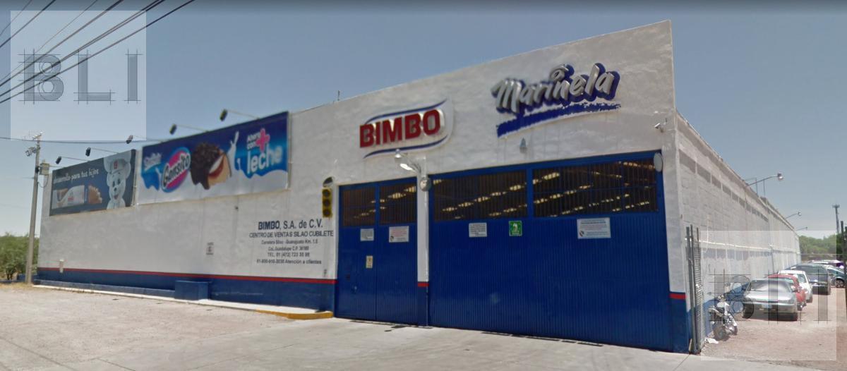 Foto Bodega Industrial en  en  Silao ,  Guanajuato  Silao