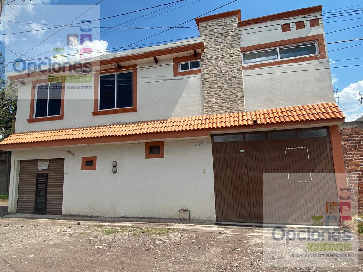 Foto Casa en Renta en  Salamanca ,  Guanajuato  Las Américas