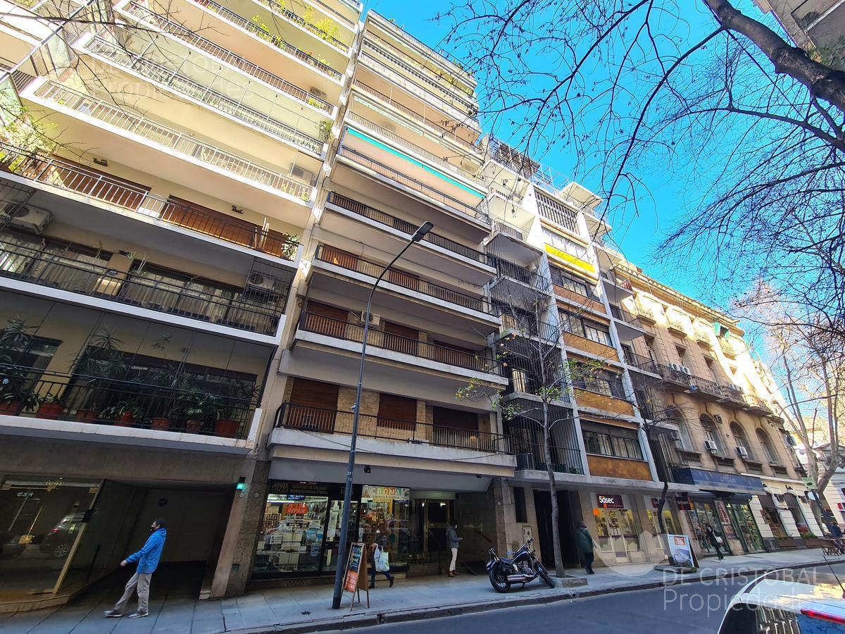 Foto Departamento en Venta en  Recoleta ,  Capital Federal  Rodriguez Peña al 1600 - piso 9