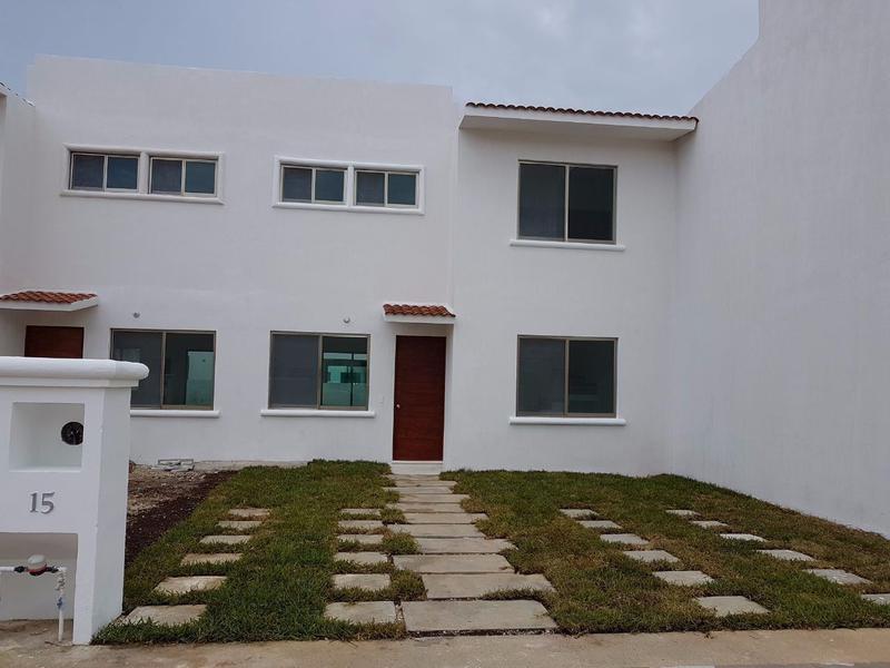 Foto Casa en condominio en Renta en  Privanza del Mar,  Solidaridad  Casa Privanza del Mar