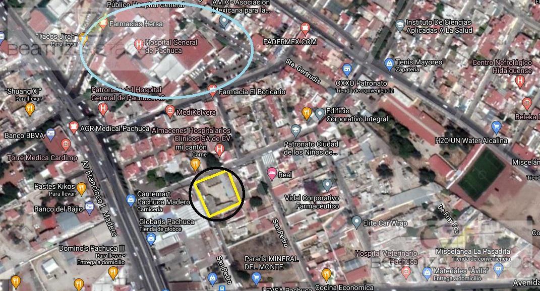 Foto Local en Venta en  Ciudad de los Niños,  Pachuca  PROPIEDAD EN VENTA UBICADA EN CD. DE LOS NIÑOS, PACHUCA, HGO.