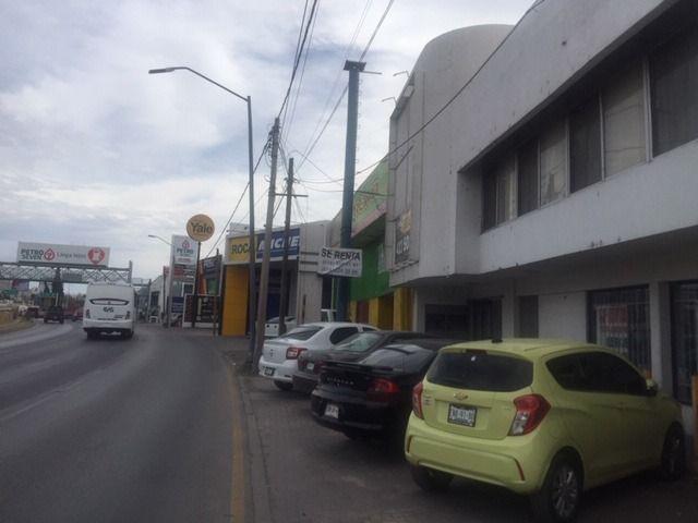 Foto Bodega Industrial en Renta en  Mirador,  Chihuahua  LOCAL CON BODEGA EN RENTA TEOFILO BORUNDA
