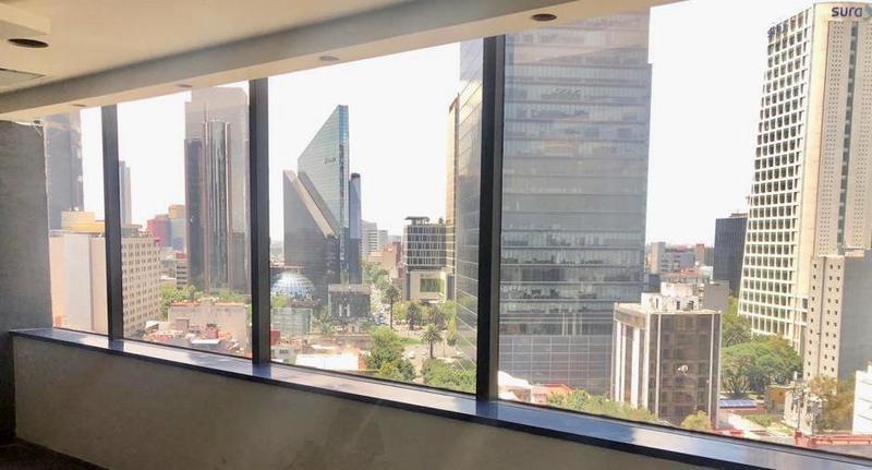 Foto Oficina en Renta en  Juárez,  Cuauhtémoc  Insurgentes Sur 105 / Piso completo