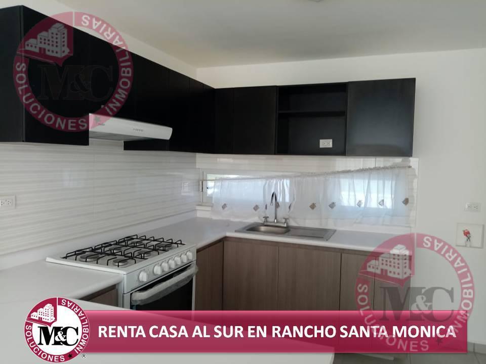 Foto Casa en Renta en  Fraccionamiento Rancho Santa Mónica,  Aguascalientes  CASA EN RENTA EN RANCHO SANTA MONICA AL SUR DE AGUASCALIENTES