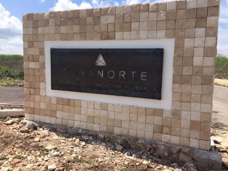 Foto Terreno en Venta en  Conkal ,  Yucatán  Zona Norte