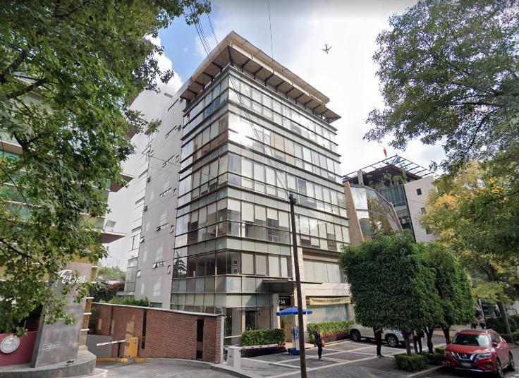 Foto Oficina en Renta en  Lomas de Chapultepec,  Miguel Hidalgo   Lomas de Chapultepec, oficina nivel PH con TERRAZA a la renta en Montes Urales (DM)