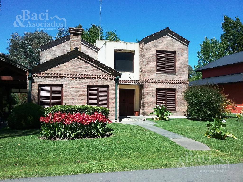 Foto Casa en Venta en  El Ombu,  Countries/B.Cerrado (Ezeiza)  Parera al 1500