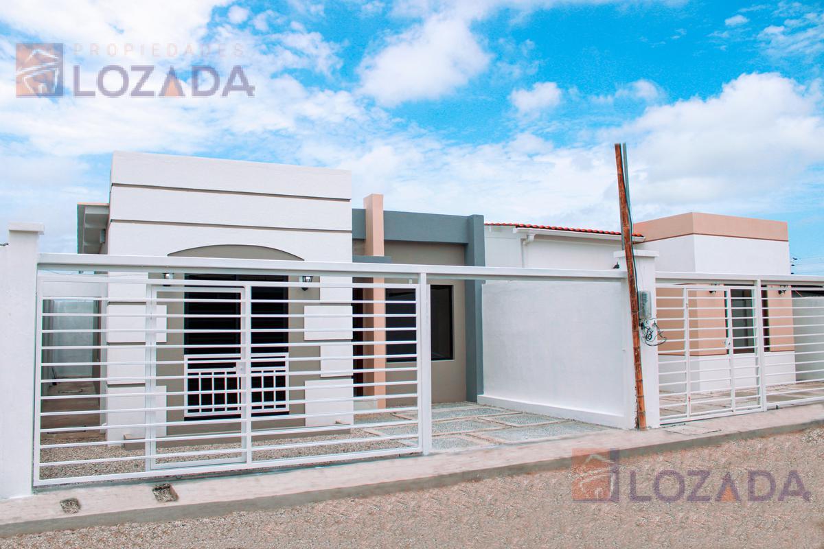 Foto Casa en Venta en  Costa de Oro,  Salinas  Vendo Casa en estreno en Salinas por Paseo Shopping