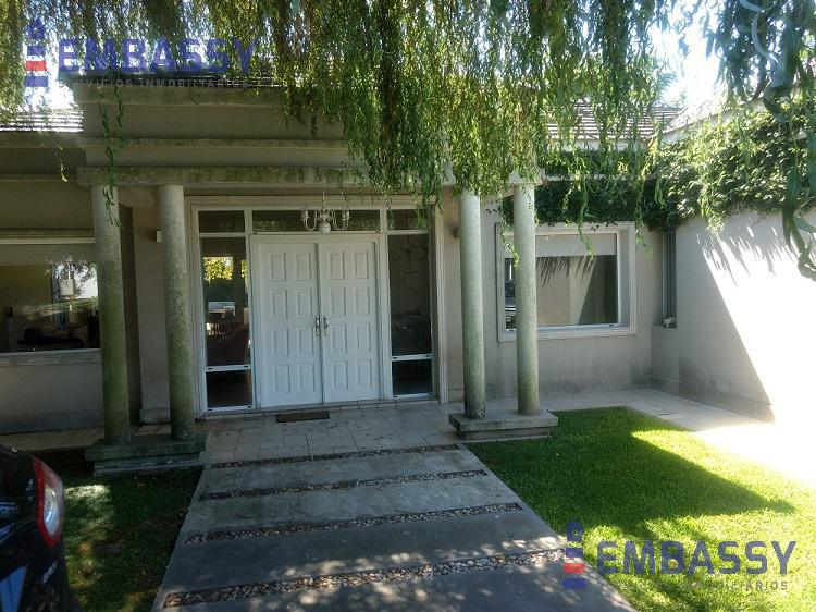 Foto Casa en Alquiler temporario | Alquiler en  Loma Verde,  Escobar  Barrio El Aromo - Calle: Congreve al 800
