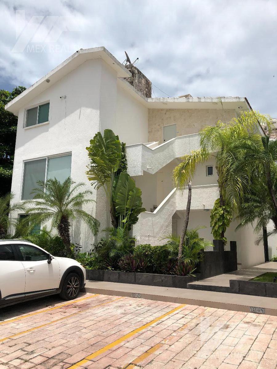 Foto Departamento en Renta en  Pok Ta Pok,  Cancún  RENTO DEPARTAMENTO AMUEBLADO, ZONA HOTELERA JUNTO AL CAMPO DE GOLF POKTA POK DEL LADO DE LA LAGUNA, $22,000 CLAVE CLAU422020