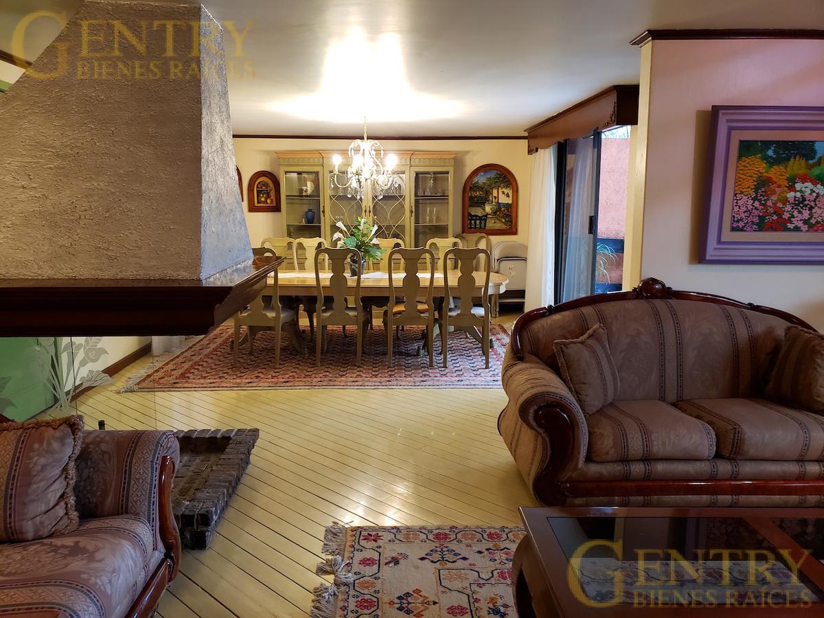 Foto Casa en Venta en  Jardines en la Montaña,  Tlalpan  JARDINES EN LA MONTAÑA, RESIDENCIA EN CONDOMINIO HORIZONTAL