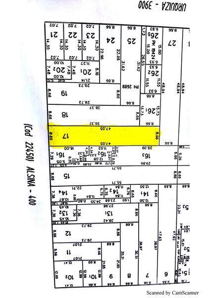ALSINA al 400, Rosario, Santa Fe. Venta de Terrenos - Banchio Propiedades. Inmobiliaria en Rosario