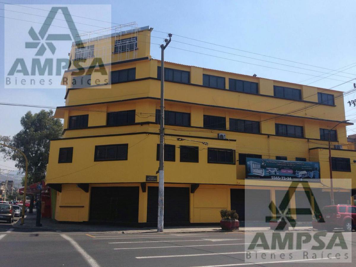 Foto Oficina en Renta en  San Javier,  Tlalnepantla de Baz  Oficinas en Renta Av. Toltecas
