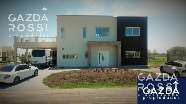 Foto Casa en Alquiler en  Country Santa Rita,  Countries/B.Cerrado  VENTA O ALQUILER en Barrio Santa Rita