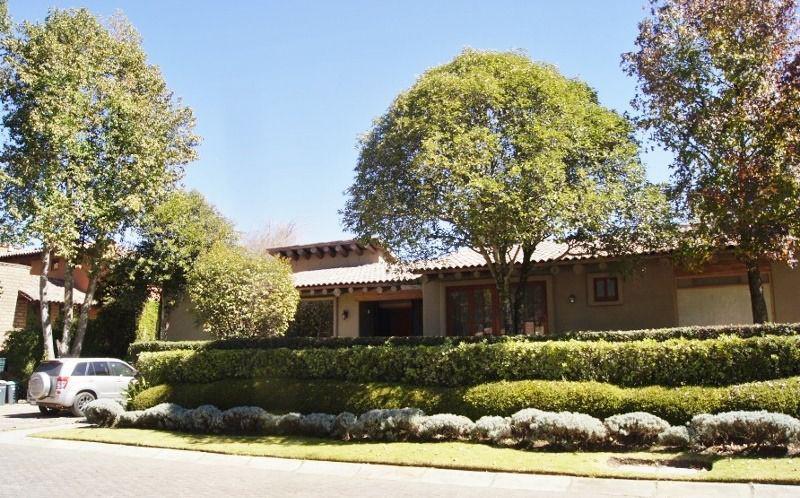Foto Casa en Venta en  Club de Golf los Encinos,  Lerma  Club de Golf los Encinos Residencia en venta