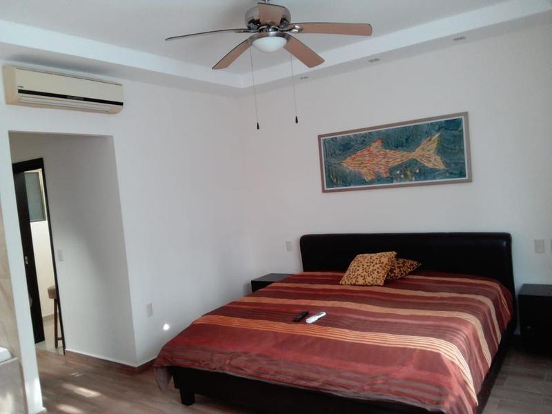 Foto Casa en Renta en  Balamtun,  Solidaridad  Se renta hermosa casa 2 rec. 2 1/5 baños, Fracc Balamtun, Playa del Carmen P2634