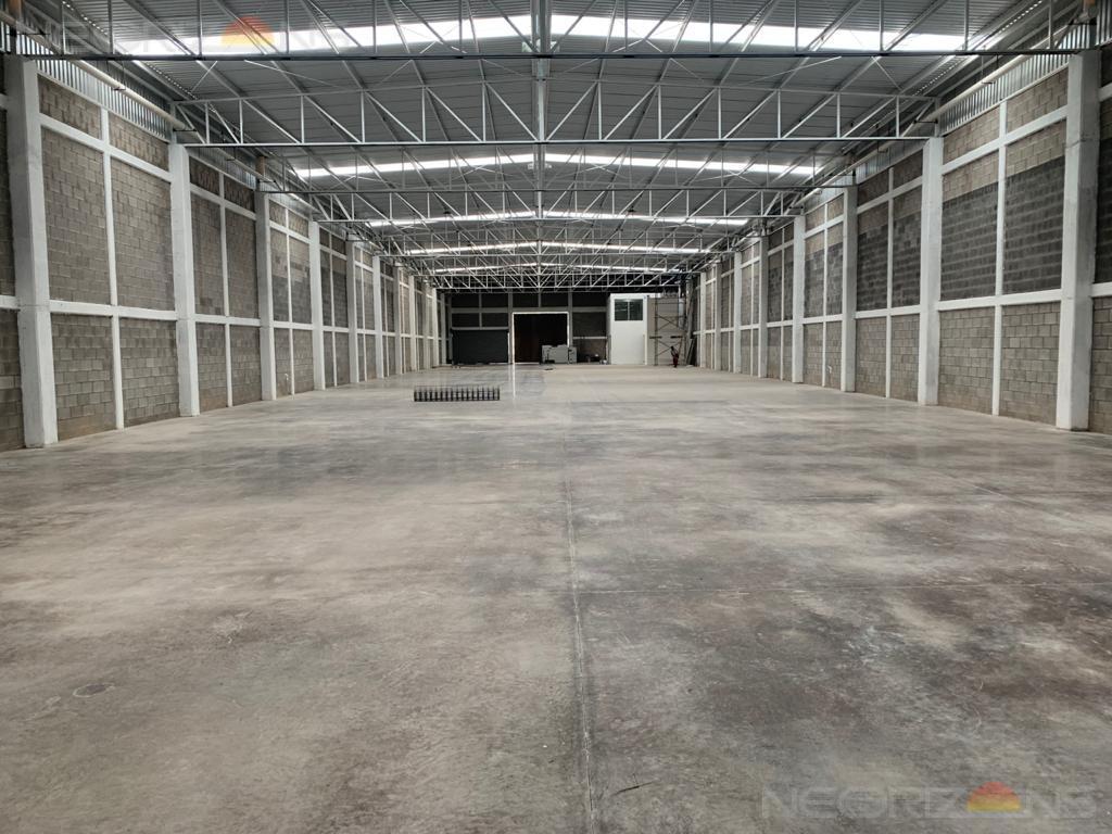 Foto Bodega Industrial en Renta en  San Luis Potosí ,  San luis Potosí  Ubicación, Infraestructura e Imagen que Impulsa el Éxito de tu Negocio en SLP Bodega EA-17 L-7529