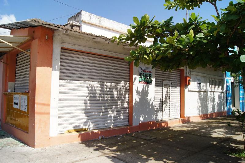 Foto Local en Renta en  Veracruz ,  Veracruz  Local en renta de 297m2 en esquina comercial en Veracruz Centro