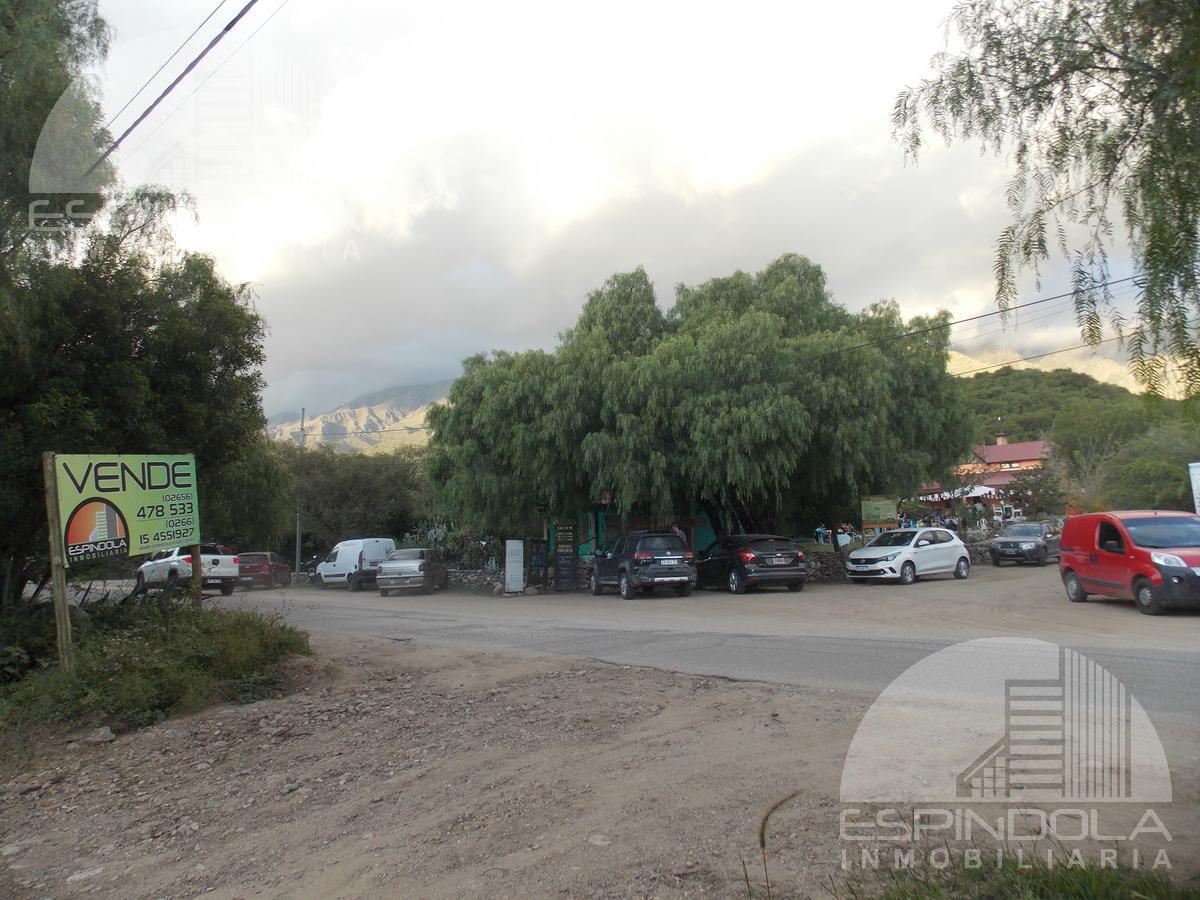 Foto Terreno en Venta en  Piedra Blanca Arriba,  Merlo  2509m2 -  Av Dos Venados, COMERCIAL- Circuito Turístico