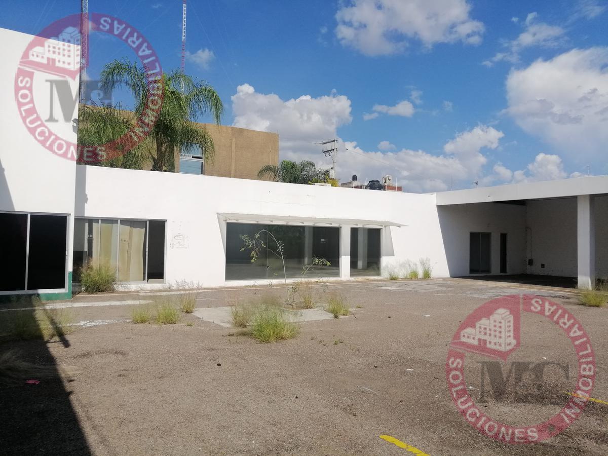 Foto Terreno en Renta en  Fraccionamiento Circunvalación Norte,  Aguascalientes  AV DE LA CONVENCION NORTE