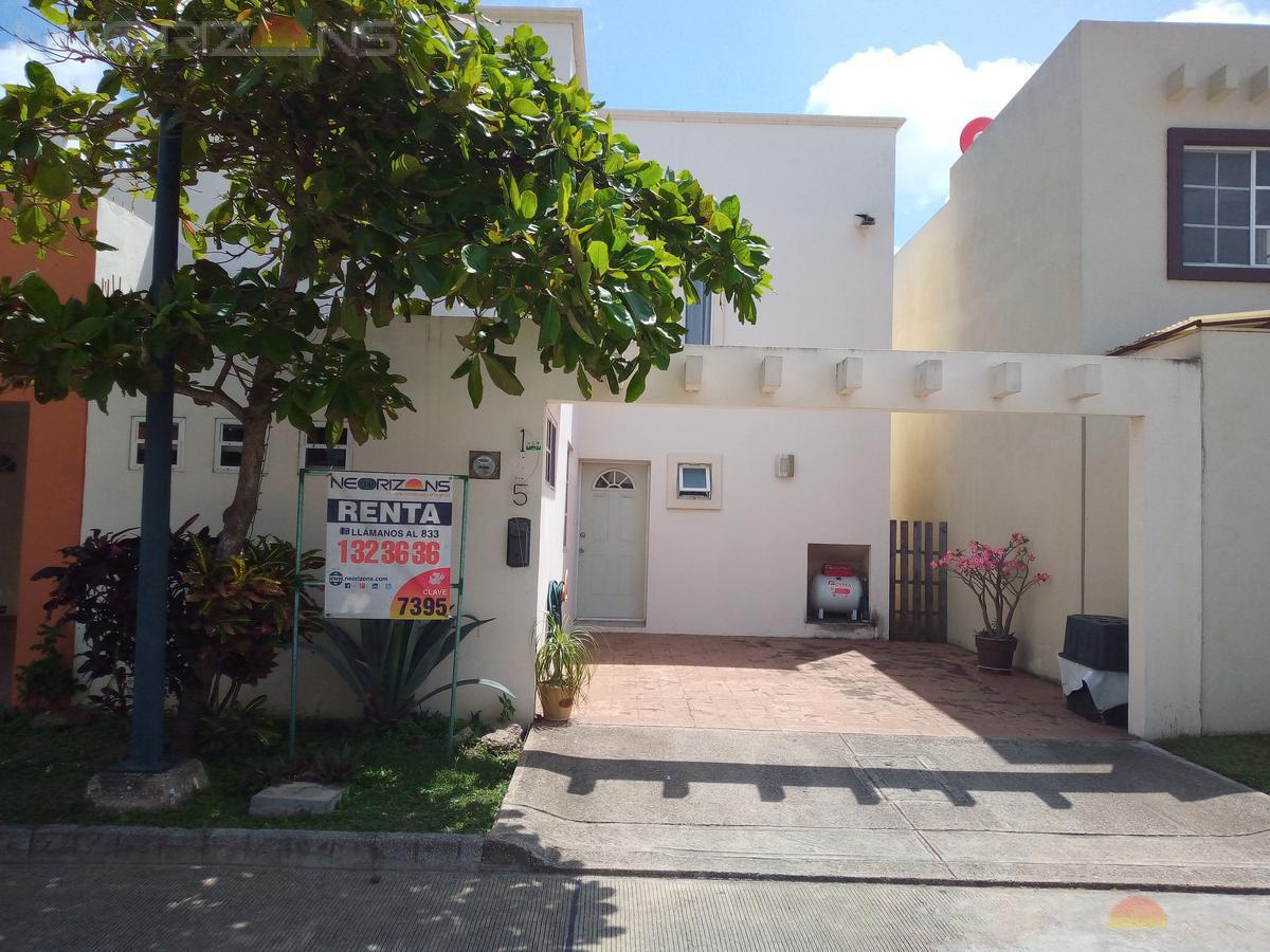 Foto Casa en Renta en  Fraccionamiento Villas Náutico,  Altamira  Renta de Casa Amueblada en Fracc.  Villas Náutico, Altamira, Tamps.